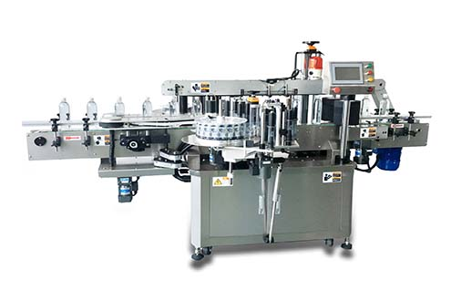 SRT-15 double-sided multi-function labeling machine