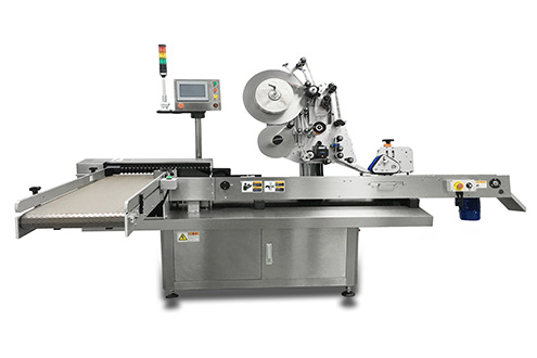 CL8060 high speed horizontal small round bottle labeling machine